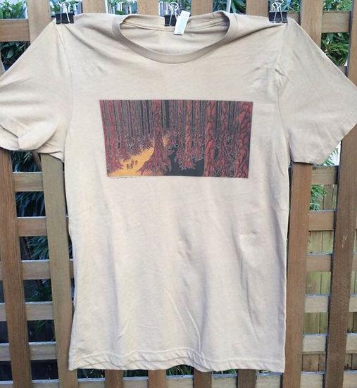 TREES shirt