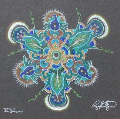 mandala series 3/18/06