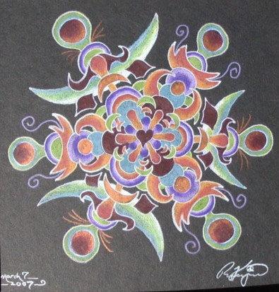 mandala series 3/7/07