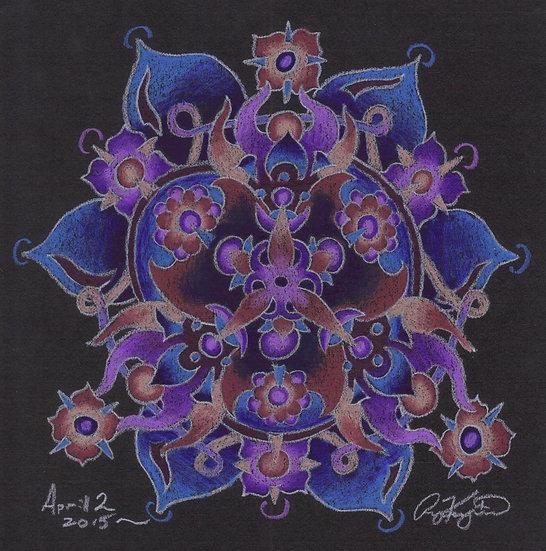 mandala series 4/2/15