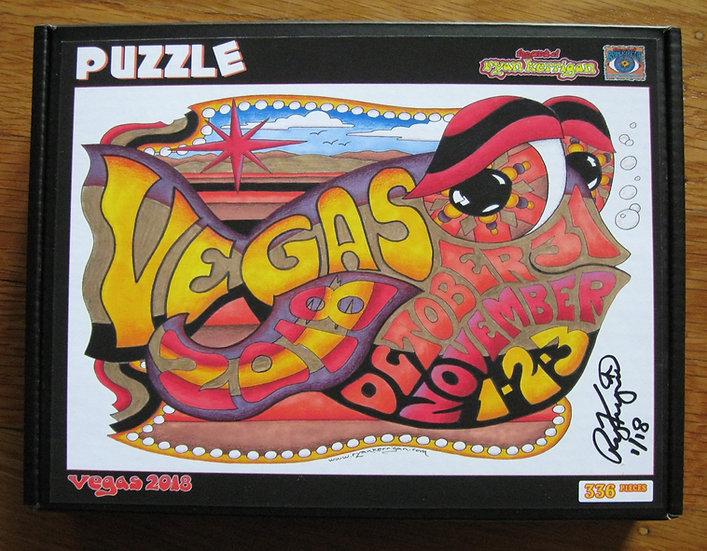 2018 las vegas happy fish puzzle