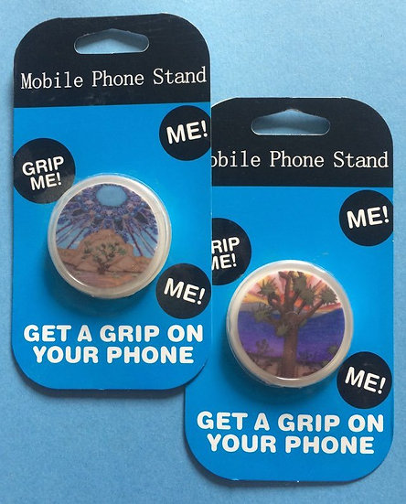 JOSHUA TREE PHONE GRIPS