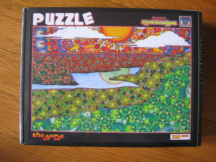 the gorge puzzle