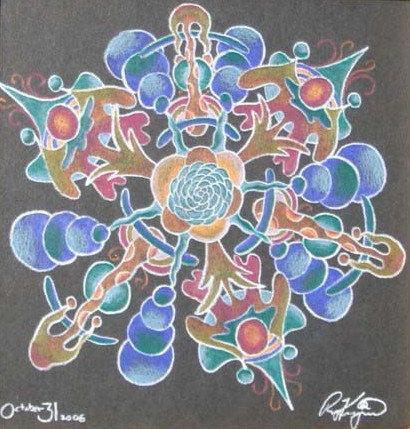 mandala series 10/31/06