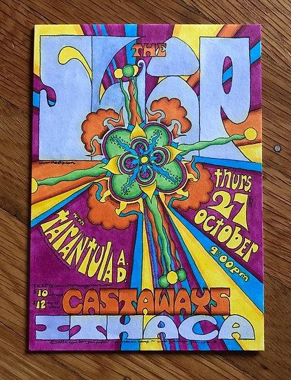 ORIGINAL ART: the slip 2005