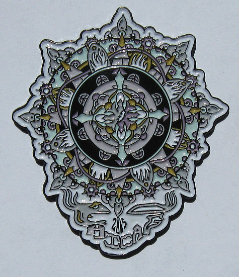 grateful dead fare thee well chicago stealie pin