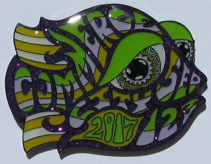 2017 dicks happy fish pin
