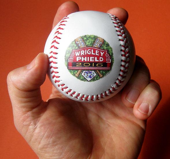 wrigley phield baseball