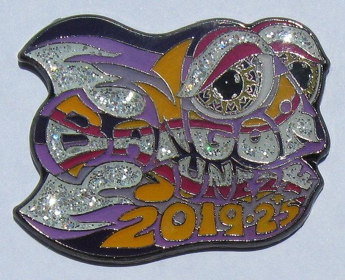 2019 bangor maine happy fish pin