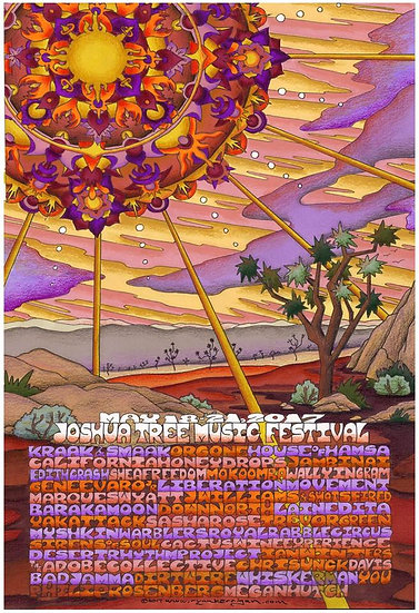 joshua tree music festival ~ may 2017