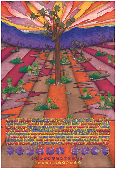 joshua tree music festival ~ may 2019