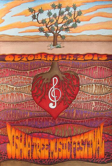 joshua tree music festival ~ october 2013