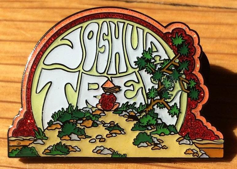 joshua tree pin