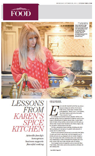 Lessons From Karen's Spice Kitchen
