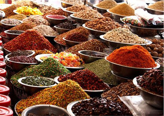 Healthy spices nutrition facts