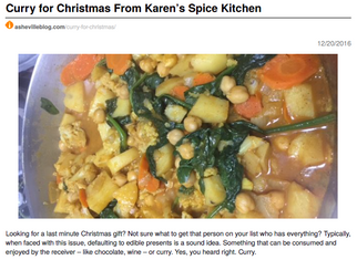 A Different Twist - 3 Easy Steps To Curry Your Meals.