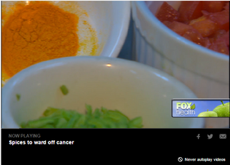 Cancer-fighting spices offer flavorful way to eat healthy