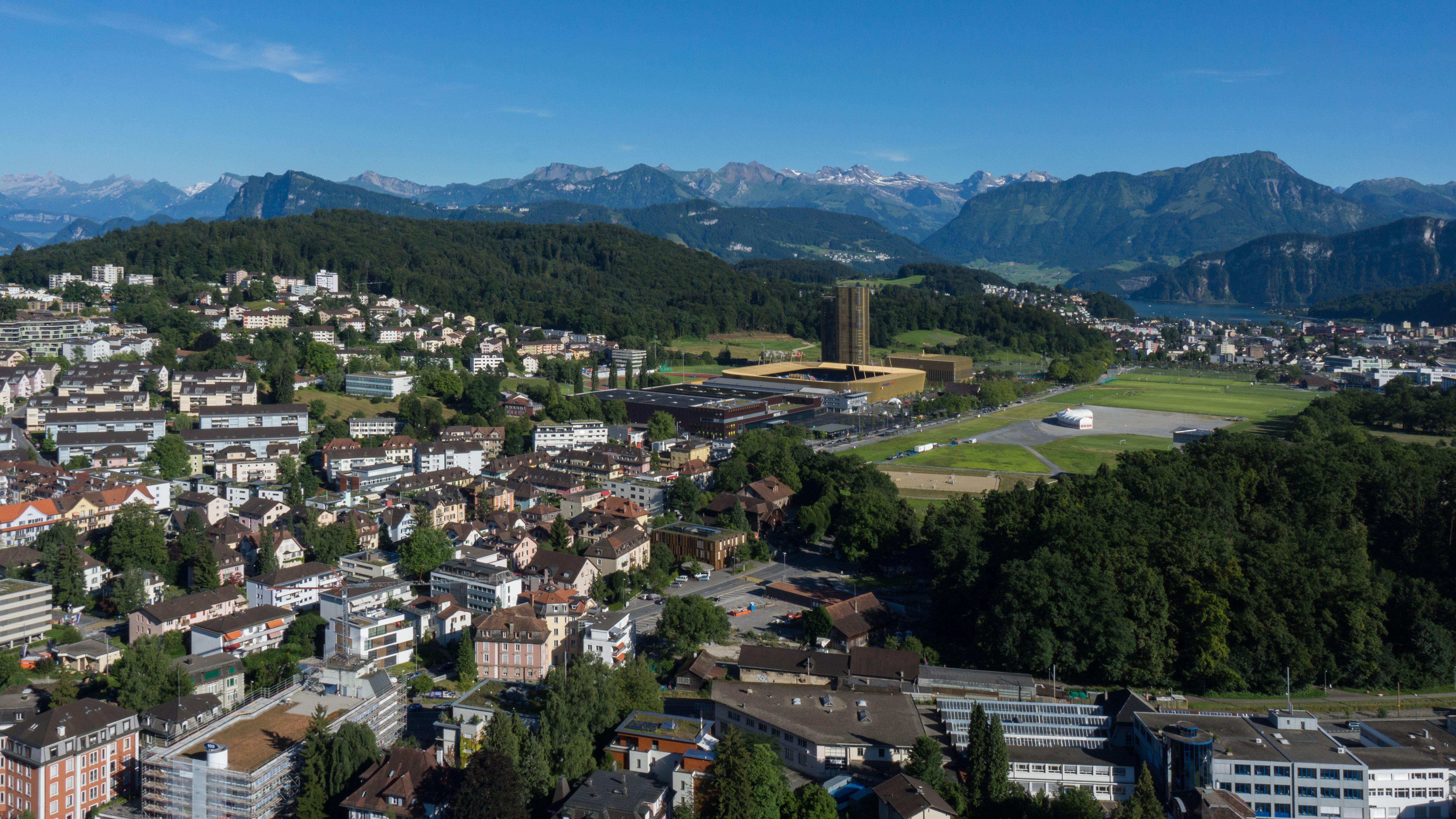 Allmend Luzern (c) 2014