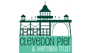 clevedon pier logo for business profile.