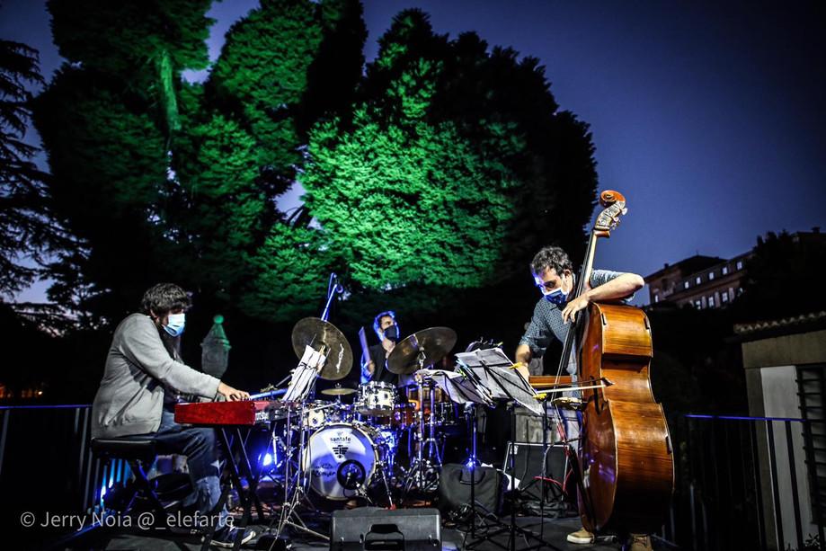 Pablo Sanmamed Trio