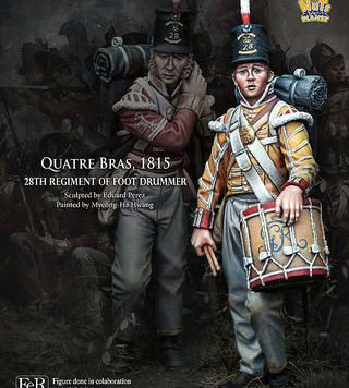 [Open-Box Review] 28th Regt Drummer by Kevin