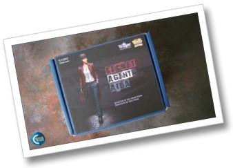 [Open-Box Review] Secret Agent Aida by Michal