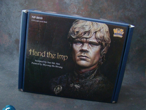 [Open-Box Review] Hand the Imp (Nuts Planet NP-B010) by Michal