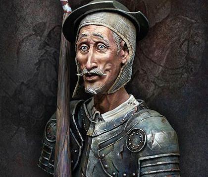 [Open-Box Review] Don Quixote by Jason Martin