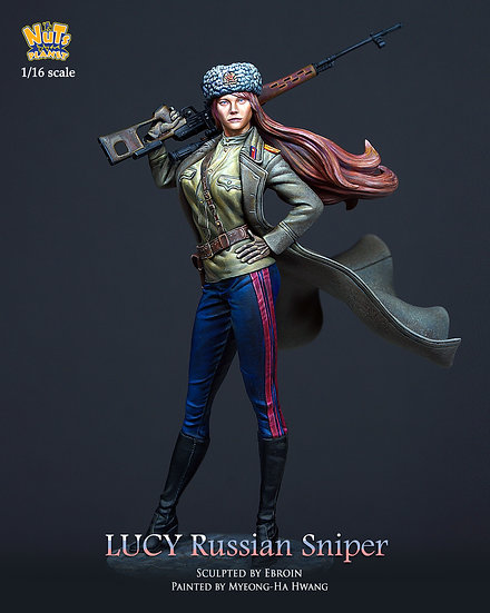 [NP-12001] Lucy, Russian Sniper