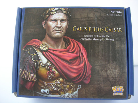 [Open-box Review] Julius Caesar from Nuts Planet by Kevin