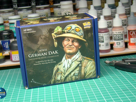 [Open-box Review] DAK with Chameleon by Michal