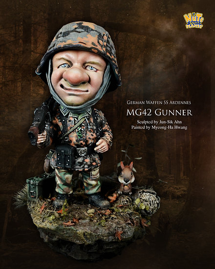 [NP-003]MG-42 Gunner