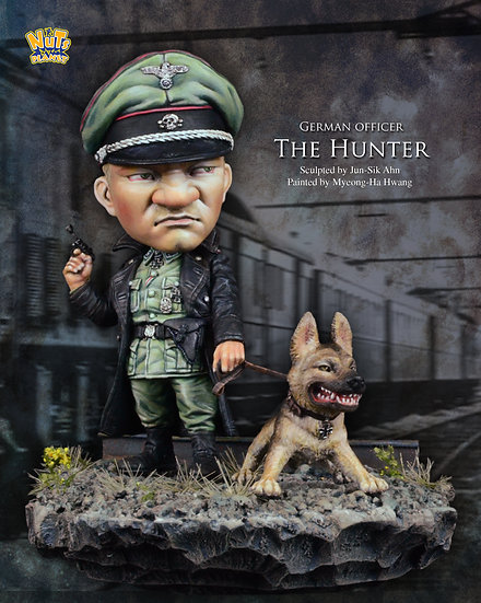 [NP-005] German officer, The Hunter