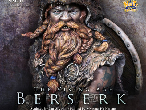 [Open-Box review] BERSERK by Kevin
