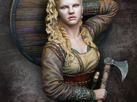 [Open-box review] Shield Maiden from Nuts Planet by Kevin