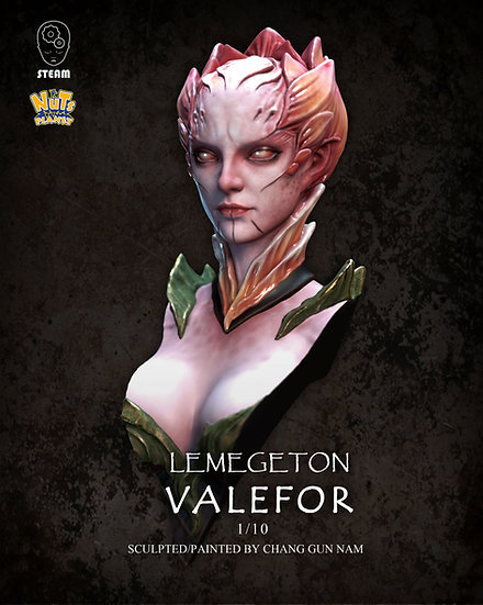 [SB011] Lemegeton Valefor (Bust)