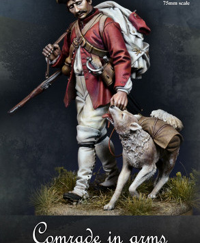 [Open box review] French Infantry in Canada from NutsPlanet by Kevin