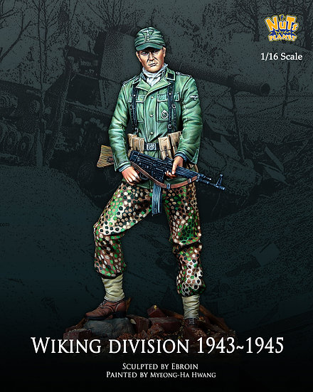 [NP-12002] Wiking Division 1943~1945 (120mm)