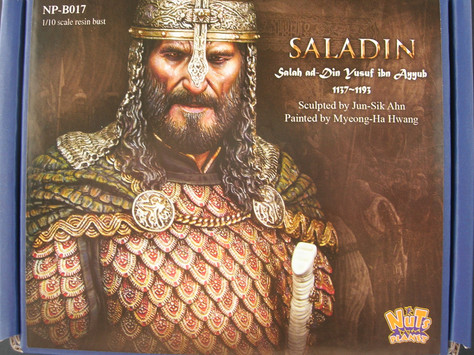 [Open-Box review] Saladin by Kevin