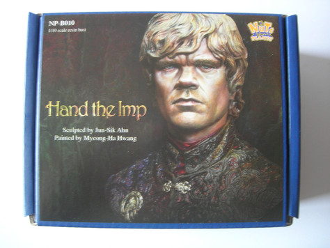 [Open-box review] Hand the Imp from Nuts Planet by Kevin