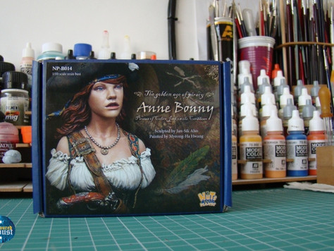 [Open-box review] Anne Bonny (Nuts Planet NP-B014) by Michal