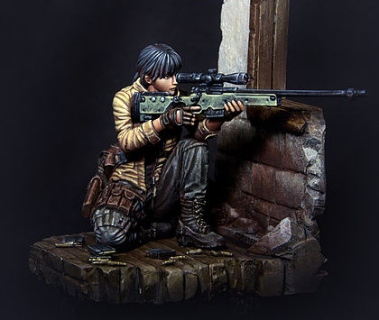 [Open-Box Review] Sharpshooter Kelly by Kevin