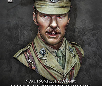 [Open-Box review] Major N.Somerset Yeomanry by Kevin