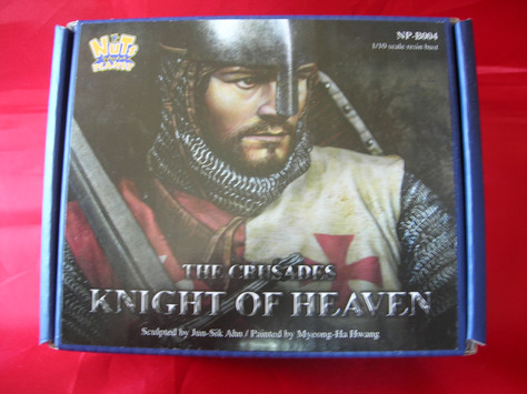 [The Crusades Knight of Heaven from Nuts Planet] by Kevin