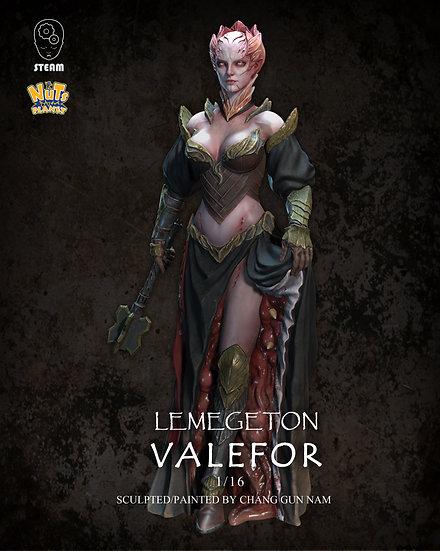 [S001] Lemegeton Valefor (Full figure)
