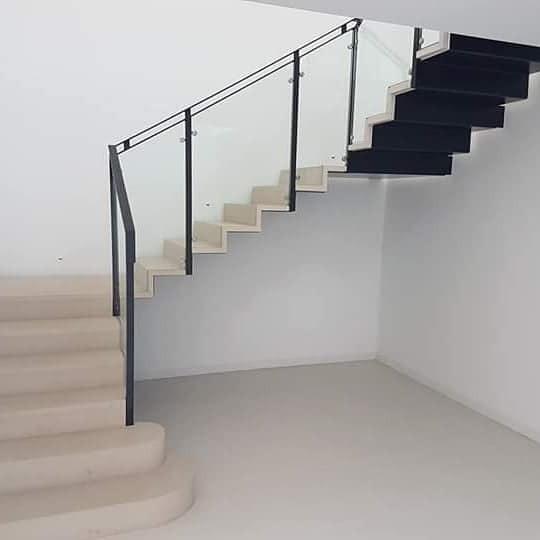Cambridge Folded Staircase