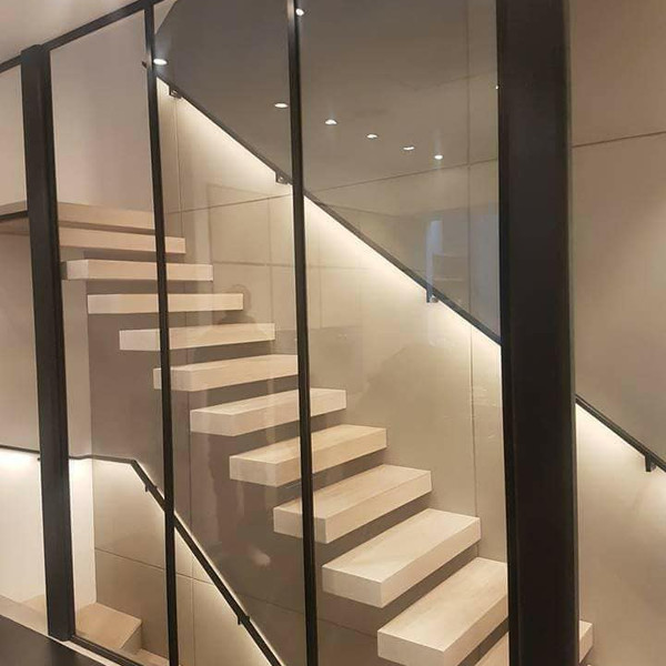 Notting Hill Floating Staircase