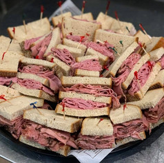 Sandwich Platter- Catering