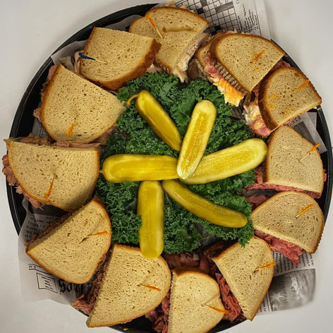 Sandwhich Platter - Catering