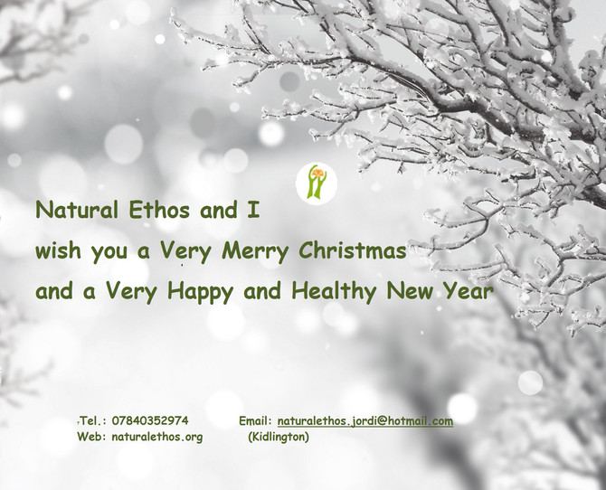 Merry Christmas and Very Happy New and Healthy New Year